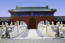 Free Temple Of Heaven Stock Images - 14715784