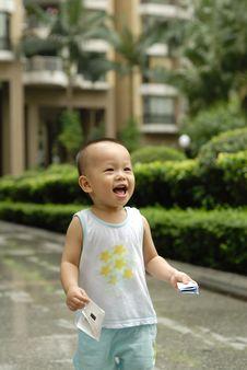 Free Happy Baby Stock Image - 14716231