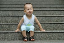 Free Happy Baby Royalty Free Stock Photos - 14716238