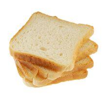 Bread For Sandwich Stock Image