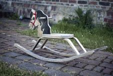 Free Rocking Horse Stock Images - 14716514