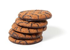 Free Chocolate Chip Cookies Stock Photo - 14717040