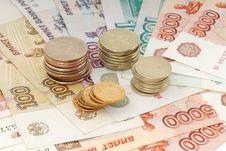 Free Russian Moneys Stock Image - 14717111