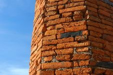 Free Ancient Brick Wall Stock Photo - 14718110