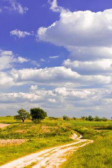 Free Sunny Landscape Stock Images - 14718494