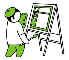 Free Vector Artist Stock Photos - 14718883