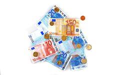 Euro Money. Stock Photos