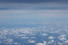 Free Above Clouds Stock Photography - 14719292