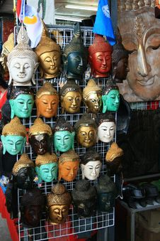 Free Souvenirs In Thailand Royalty Free Stock Image - 14719866