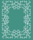 Free Flower Frame Royalty Free Stock Image - 14721126