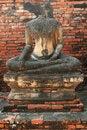 Free Buddha Ruins At Ayutthaya Royalty Free Stock Photography - 14727427