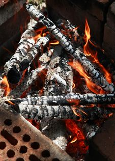 Free Bonfire Stock Image - 14720011