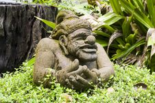 Free Statue In Thailand Stock Images - 14720014