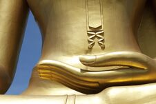 Free Hand Buddha Royalty Free Stock Images - 14720059