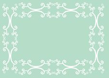 Free Flower Frame 01 Stock Image - 14721131