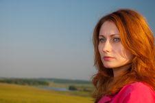 Free Woman Portrait Stock Images - 14721554