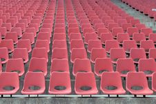 Free Stadium Seats Stock Image - 14722151
