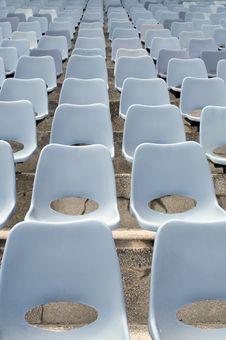 Free Stadium Seats Stock Image - 14722201