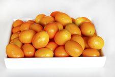 Free Kumquats Stock Photography - 14722512