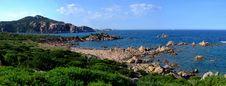 Free Coast In Sardinia Stock Image - 14723981