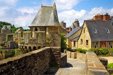 Free Castle. France Stock Photos - 14724033