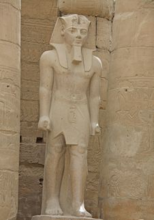 Ramses The Second Stock Photos