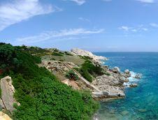 Free Coast In Sardinia Royalty Free Stock Photography - 14724177