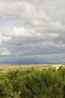 Free Storm Clouds Stock Photos - 14724183