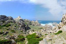 Free Coast In Sardinia Stock Image - 14724331