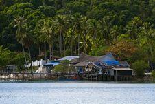 Free Fishing Village Stock Photos - 14724373