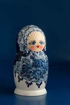 Free Matreshka Royalty Free Stock Photo - 14724675