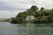 Free Fowey, Cornwall, Southwest England, United Kingdom Stock Photos - 14725173