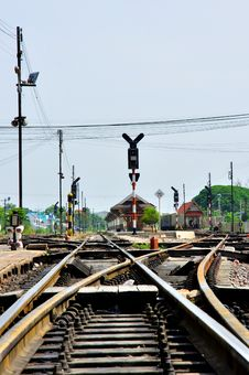 Free Railway Stock Photo - 14725230