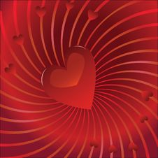 Free Red Hearts Stock Images - 14726334
