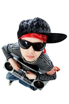 Free Modern Kid Royalty Free Stock Images - 14726569