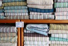 Free Thai Textiles Stock Image - 14727311