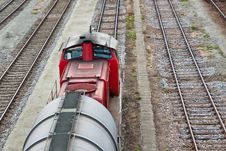 Free Freight Train Stock Photography - 14727342