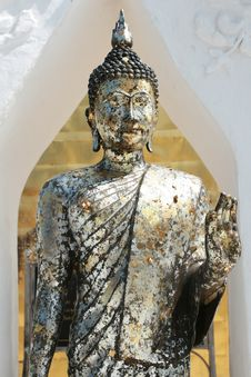 Free Buddha In Thailand Royalty Free Stock Photography - 14727407