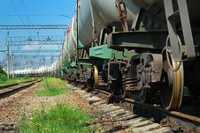 Free Transports Tanks With Oil Stock Images - 14728294