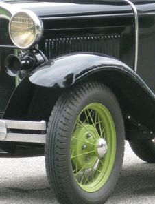 Free 1930 Auto Royalty Free Stock Images - 14729549