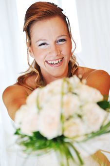 Free Beautiful Bride Stock Photos - 14729823