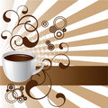 Free Vector Artwork Of Coffee Stock Image - 14730951