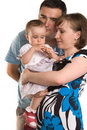 Free Family Portrait Royalty Free Stock Photos - 14731608