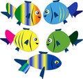 Free Tropical Fish Royalty Free Stock Photo - 14731665