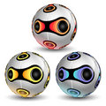 Free Colorful Soccer Balls Royalty Free Stock Image - 14737726