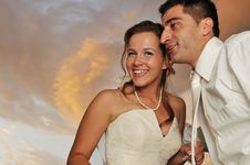 Free Just Married Stock Photos - 14730103