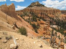 Free Deep Inside Bryce Canyon Royalty Free Stock Image - 14730626