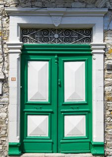 Free Traditional Door Stock Images - 14730744
