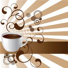 Free Vector Artwork Of Coffee Stock Image - 14730951