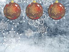 Free Christmas Background Royalty Free Stock Photos - 14731838